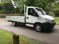 Iveco daily 2.3hpi 120bhp 12ft brand new alloy body