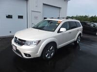2012 Dodge Journey R/T AWD! DVD! NAV! ROOF! LEATHER!