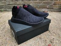 Brand new Adidas nmd cs2 triple black boost 8.5 uk