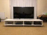 White TV Stand / Shelf