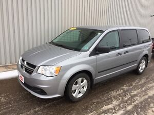 2014 Dodge Grand Caravan SE/SXT SE SXT V6 EDITION WITH FACTOR...