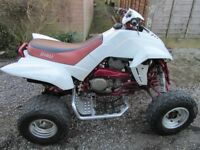 FOR SALE DINLI 450 CC ROAD LEGAL QUAD