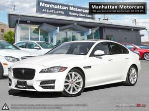 2017 JAGUAR XF AWD 35t R-SPORT |NAV|CAMERA|ROOF|BLINDSPOT|WARRTY