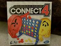new - connect 4 board game