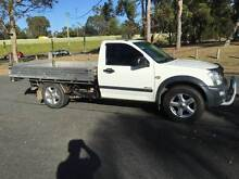 2006 HOLDEN RODEO 3.0 TURBO DIESEL (4X2 UTILITY)(LONG CHASSIS) Rochedale South Brisbane South East Preview