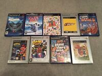 PS2 bundle with games etc