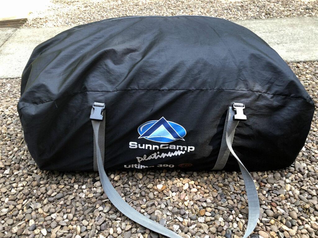 Sunncamp Ultima Platinum 390 Caravan Porch Awning | in ...