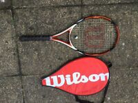 Wilson Tennis Racquet