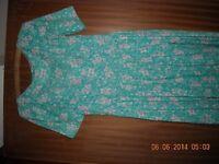 Laura Ashley cotton dress