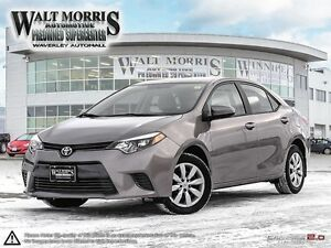 2016 Toyota Corolla LE (CVT) - HEATED SEATS, BLUETOOTH, REAR VIE