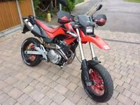 06 Honda fmx650 full Remus system ride on a2 39bhp 11 months mot lots of paperwork great starter