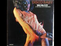Disco Baby Vinyl LP - Van McCoy 1975