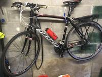 Hybrid Merida bike