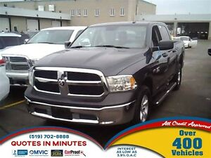 2015 Ram 1500 ST | 4X4 | BLUETOOTH | SAT RADIO