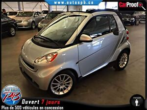 2010 smart fortwo PASSION 2D Cabriolet