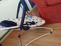 Mothercare whale bay baby bouncer