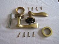 Solid Brass Internal Door Handles
