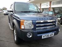 LAND ROVER DISCOVERY 2.7 3 TDV6 S 5d AUTO 188 BHP (blue) 2006