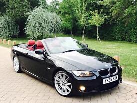 BMW 320D M SPORT ++FBMWSH ++ HIGHLINE