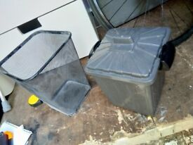Waste paper and compost bin central London bargain