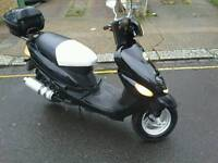 direct bike , moped runs like sh , ps, only 599 no offers