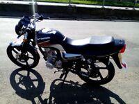 iexmoto aeeow 125cc year 2014 £750.
