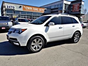 2011 Acura MDX Elite Package SOLD