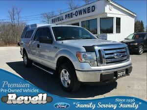 2011 Ford F-150 XLT 4WD  *1-owner trade