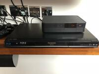 Panasonic blu ray player DMP BD60