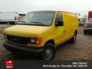 2004 Ford E-250 Commercial