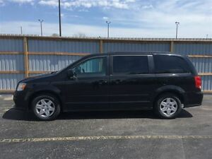 2012 Dodge Grand Caravan STOW'N GO