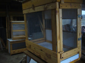 aviaries indoor/outdoor from 35.00 7days 07889465089 up from hampden park worth viewing