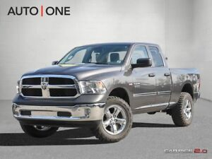 2014 Ram 1500 ST l LIFTED l 35'S l ONLY 22,000 KMS l ONE OWNER