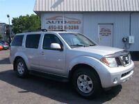 2006 Nissan Pathfinder Off-Road 4X4 AWD