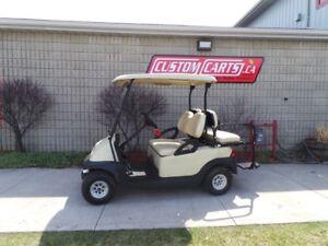 2008 Club Car Precedent 4 Passenger Golf Cart  Electric