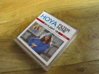Hoya skylight filter, unused, 52mm, in box.