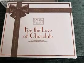 Laura Geller make up gift set