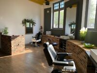 HAIRDRESSERS / BARBERS SHOP TO LET - READY TO TRADE