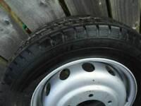 Transit tyre