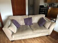 2 and 3 seater sofas, great condition. £80. Pick up only