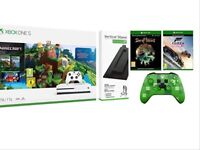 Brand new sealed Xbox one s 1TB with 2x wireless control pads 12games and hd movie £315