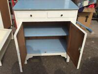 1960s stand alone cupboard unit