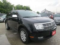 2007 Lincoln MKX AWD**LEATHER**CERT & 3 YEARS WARRANTY INCLUDED