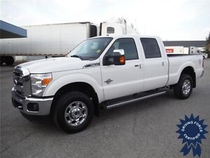 2016 Ford F350 Lariat - Diesel - 29,247km - Sunroof - Navigation