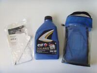 RENAULT 1L ELF Top Up Oil Bag - Can DELIVER