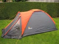 Adventura 2 person dome tent