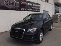 2012 Audi Q5 3.2L PREMIUM-PLUS CAM ROOF (CERTIFIED)