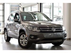 2015 Volkswagen Tiguan Trendline 4Motion *** Réservé ***