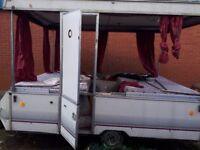 Caravan trailor