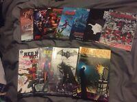 Marvel & DC Graphic Novels & Comics